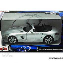 Maisto Mercedes Benz SLS AMG 1 18 Scale A