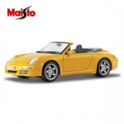 Maisto Porsche 911 Carrera S Cabriolet 1 18 Scale
