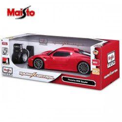 Maisto Porsche 918 Spyder Rc Car 1 14 Scale A