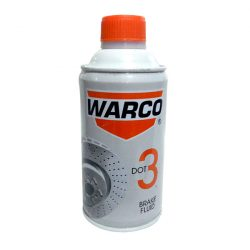 WARCO 3 DOT BRAKE FLUID