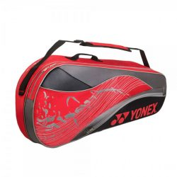 Yonex 3 Racket Bag Red