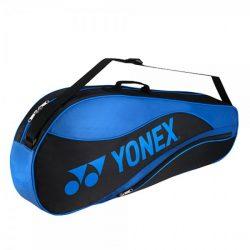 Yonex 4833EX 3 Racket Bag Black Blue