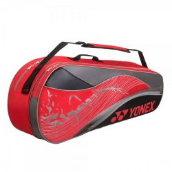 Yonex 6 Racket Bag Red