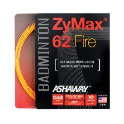Ashaway ZyMax 62 Fire Badminton Racket String 10m a