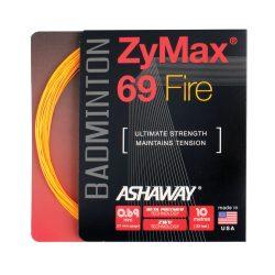 Ashaway ZyMax 69 Fire Badminton Racket String 10m a