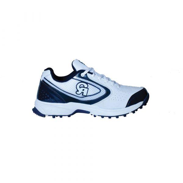 CA Plus 15K Cricket Shoes Navy Blue a