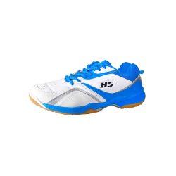 HS 27 Cricket Shoes BlueWhite A