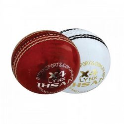 Ihsan Lynx X 4 Cricket Ball