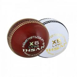 Ihsan Lynx X 5 Cricket Ball