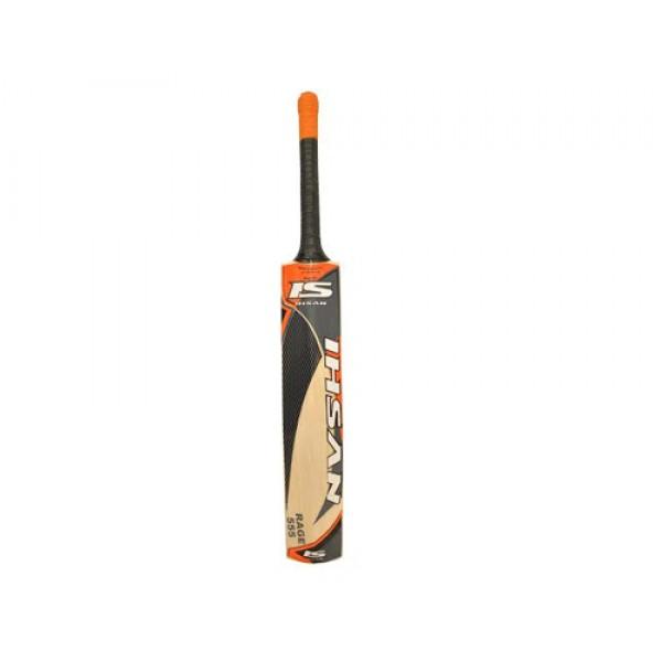 Cricket Bat Knight Tape Tennis Ball Orange Black by Ihsan
