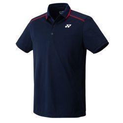 Yonex 10175EX Mens Polo Shirt Navy Blue a