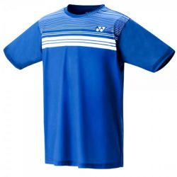 Yonex 16347EX Mens T Shirt Royal Blue