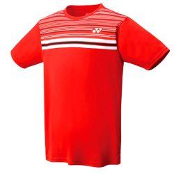 Yonex 16347EX Mens T Shirt Sunset Red