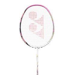 Yonex ArcSaber 9FL Badminton Racket Pearl Pink Strung a