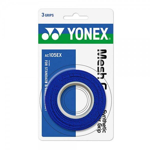 Yonex Mesh Grap Oriental Blue 3 Wraps