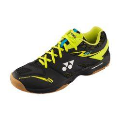 Yonex Power Cushion 55 Indoor Courts Shoes Black LimeA
