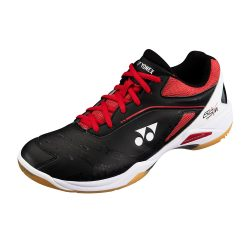 Yonex Power Cushion 65 X Indoor Court Shoes BlackRed A