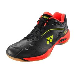 Yonex Power Cushion 65 Z Men Black Bright Red A