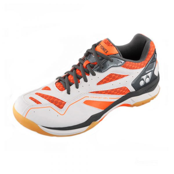 Yonex Power Cushion Comfort Indoor Courts Shoes Neon Orange A