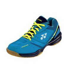Yonex Power Cushion SHB 30 Indoor Courts Shoes Blue Yellow A