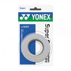Yonex Super Grap Overgrip White 3 Wraps