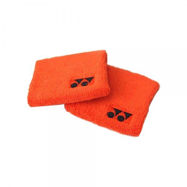 Yonex Wrist Band 2 Pack Orange