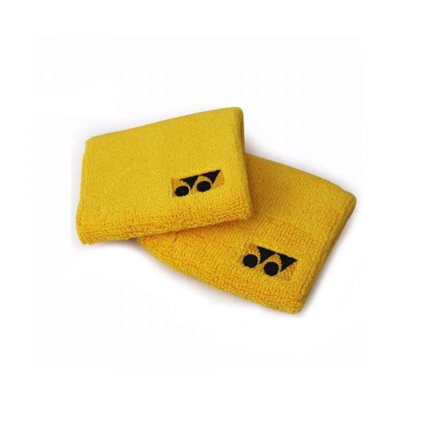 Yonex Wrist Band 2 Pack Yellow a