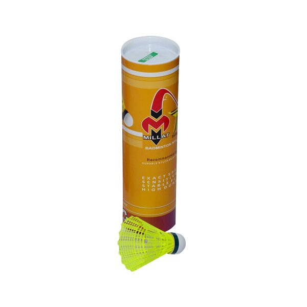 Millat Badminton Shuttle Pack Of