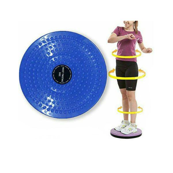 Quality waist twisting disc