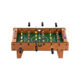 Wooden soccer football table tennis small multicolour