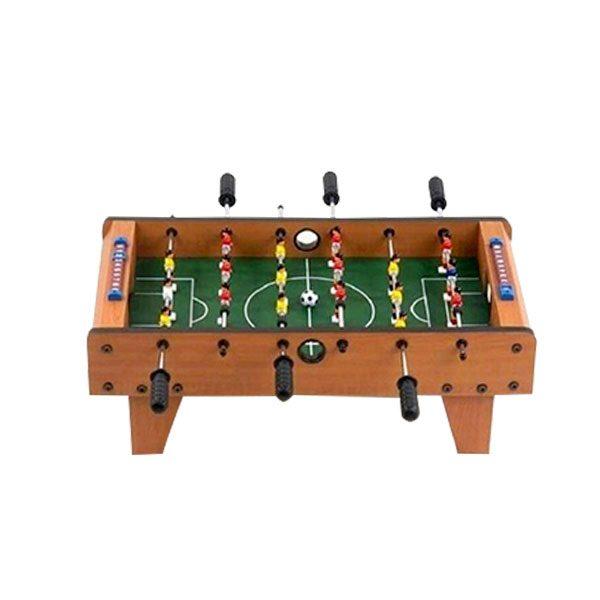 Wooden soccer football table tennis small multicolour