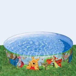 "INTEX Winnie The Pooh Snapset Pool FT "" x """