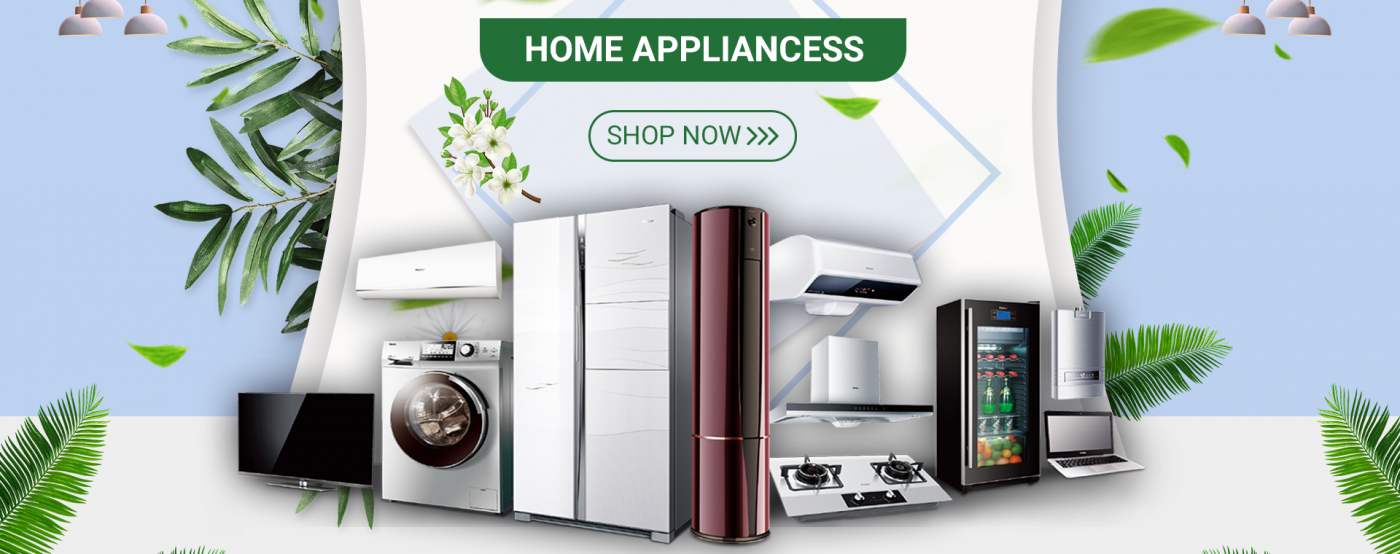 Appliances category