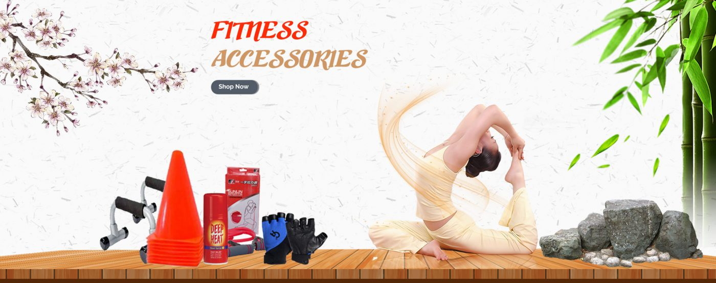 FITNESS ACCESSORIES Cover