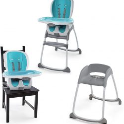 Ingenuity Trio in high Chair