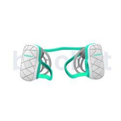 Zonoki B Stereo Bluetooth Earphone Multipoint Connection Sweatproof Sport Headset Earphones with Microphone Green color