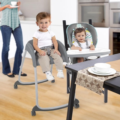 Ingenuity Trio 3 In 1 Deluxe Highchair Buy Online At Best Prices