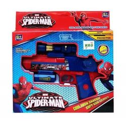 sale mainan anak laki laki pistol soft bullet gun avengers