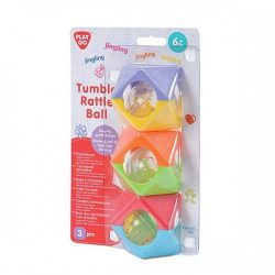 tumble rattle ball pcs