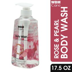 Body Wash Rose Pearl