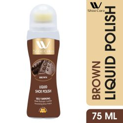 Brown liquid Polish