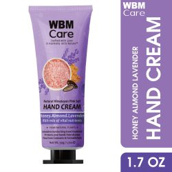 Hand Cream Honey Almond Lavender