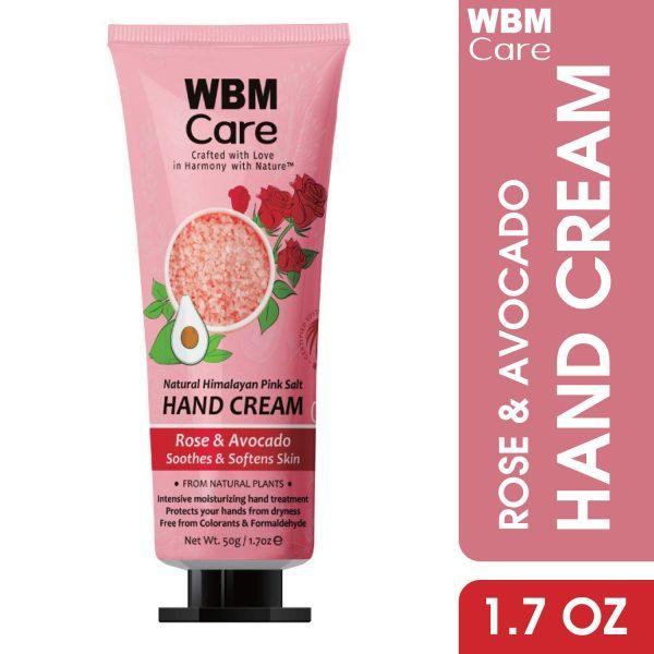 Hand Cream Rose Avocado