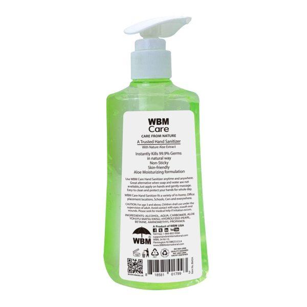 wbm care hand sanitizer