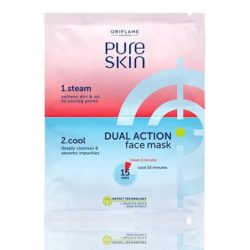 Dual Action Face Mask