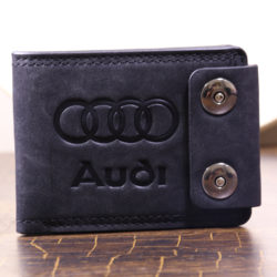 Audi Leather Wallets For Men