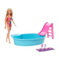 Barbie Doll and Playset GHL