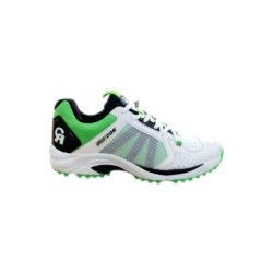 CA Plus 20K Cricket Shoes Green White a