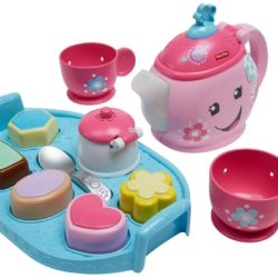 Fisher Price Laugh and Learn Sweet Manners Tea Set