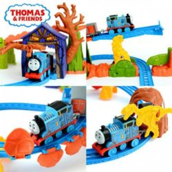 Fisher Price Thomas Friends Thomas Spooky Tracks Set A